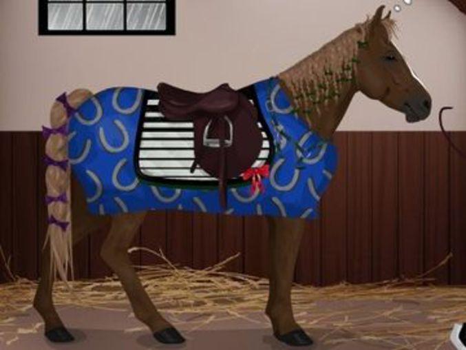 Horse Dressup