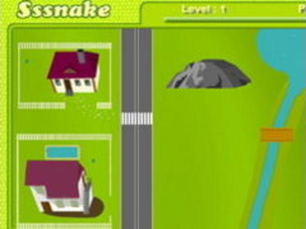 Bild zu Geschick-Spiel SSSnake