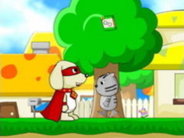 Bild zu Action-Spiel Superdoggy