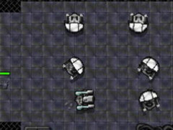 Bild zu Action-Spiel Xenotactic
