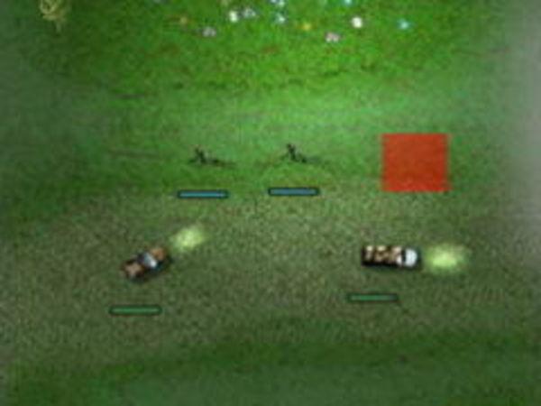 Bild zu Action-Spiel Commanders Sister