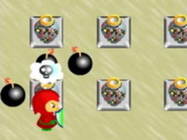 Bild zu Denken-Spiel Don Jon Bomber