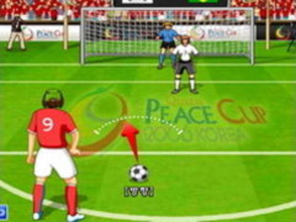 Bild zu Top-Spiel Goal Shooter