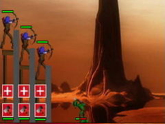 Goblin Defender 2