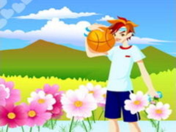Bild zu Mädchen-Spiel Kiss the Boy