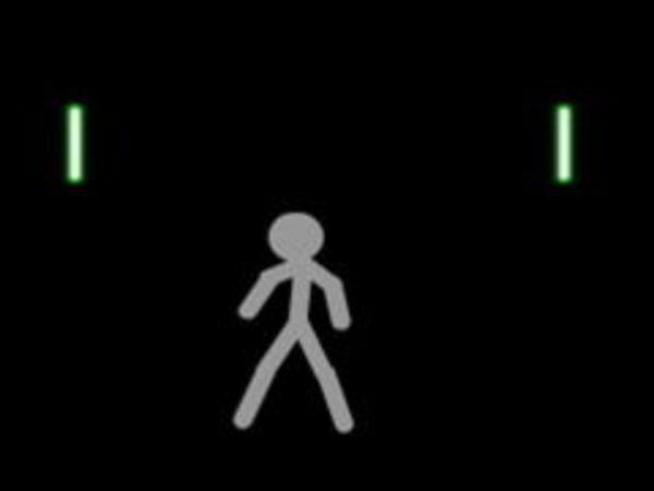 Bild zu Geschick-Spiel Laser Dodge