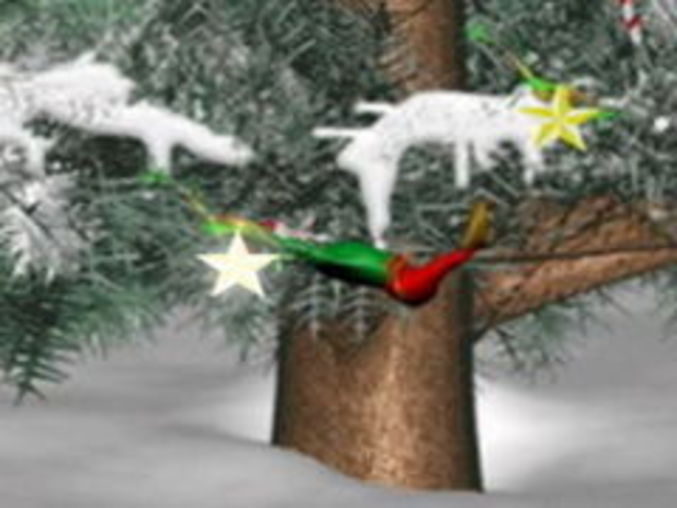 Merlin Christmas 2