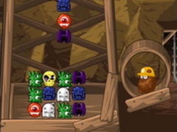 Bild zu Geschick-Spiel Monster Mine