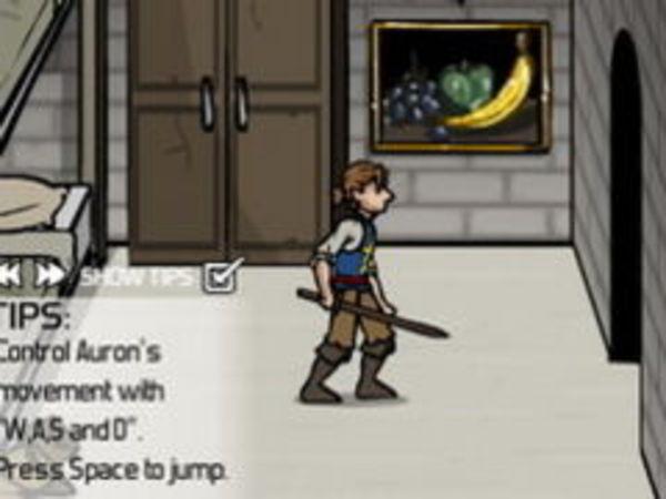 Bild zu Abenteuer-Spiel Paladin