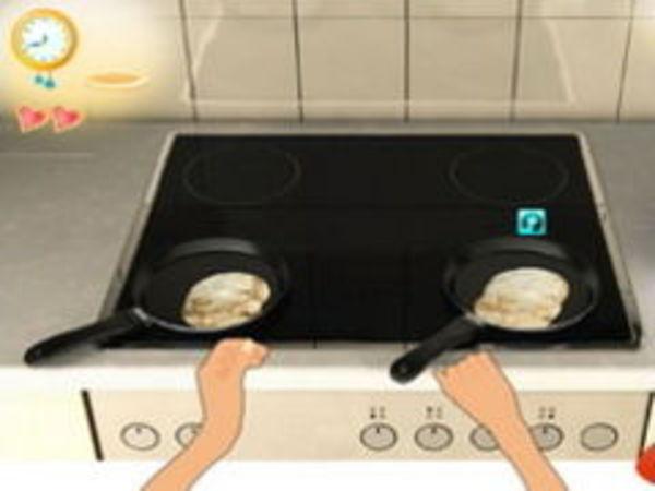 Bild zu Geschick-Spiel Pancake Game