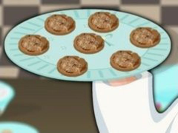 Bild zu Mädchen-Spiel Ingwer Kekse