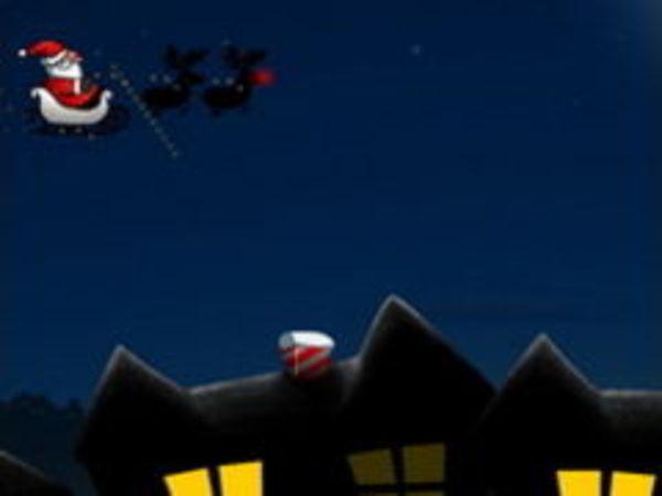 Bild zu Geschick-Spiel Santa vs Jack