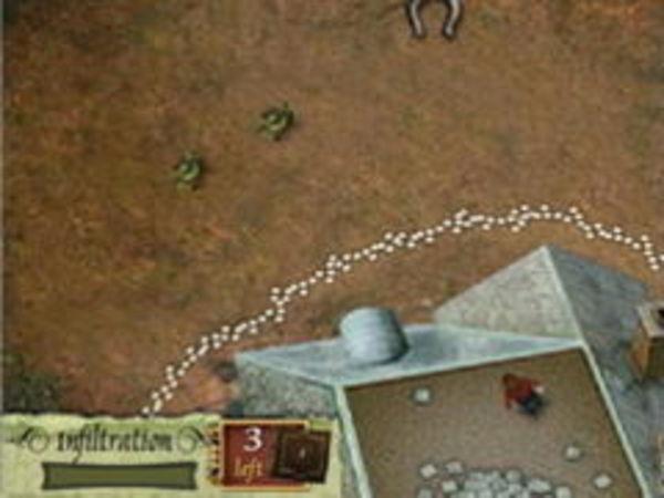 Bild zu Action-Spiel Siege