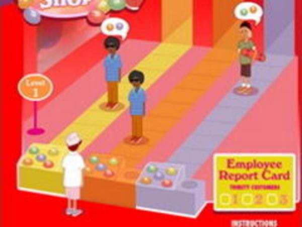 Bild zu Geschick-Spiel Smoothie Shop