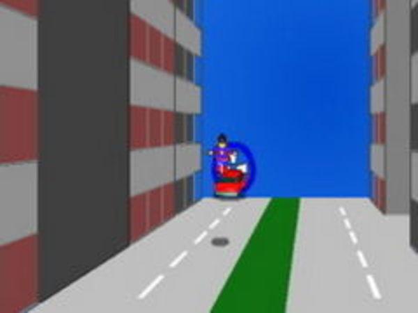 Bild zu Action-Spiel Superman