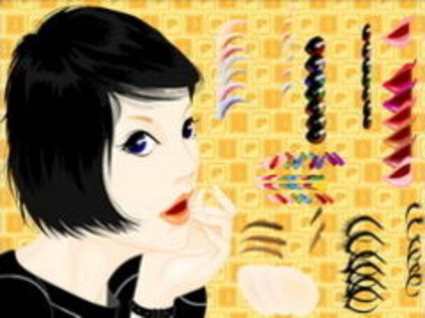 Bild zu Mädchen-Spiel Anita Style