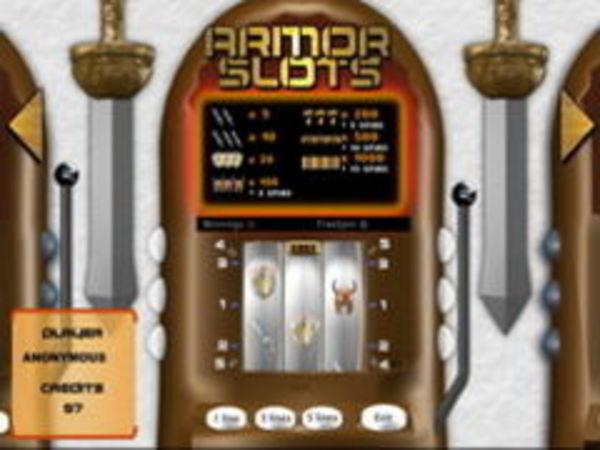 Bild zu Casino-Spiel Armor Slots