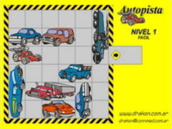 Bild zu Denken-Spiel Autopista