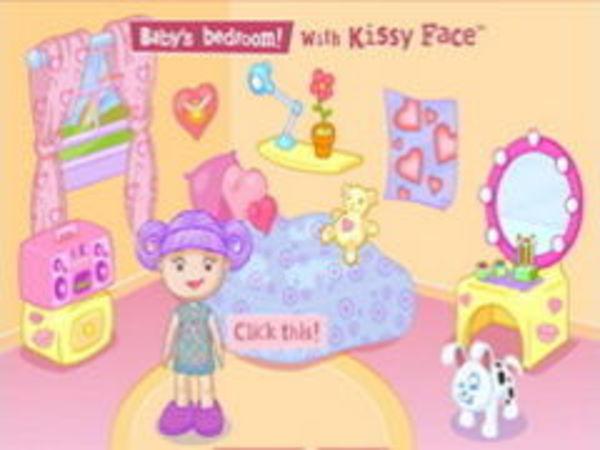 Bild zu Mädchen-Spiel Babys Bedroom
