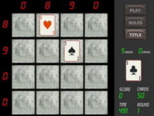 Bild zu Denken-Spiel Blitz 21