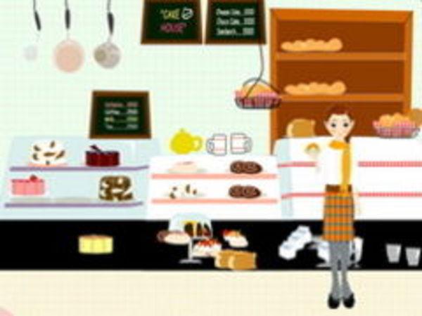Bild zu Geschick-Spiel Cake House
