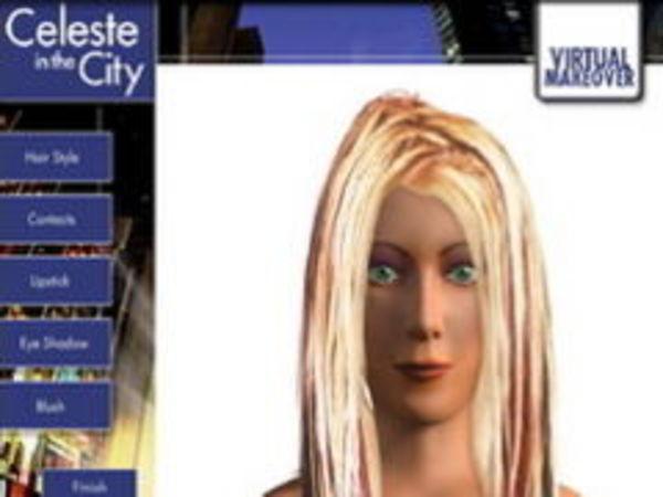 Bild zu Mädchen-Spiel Celeste in the City