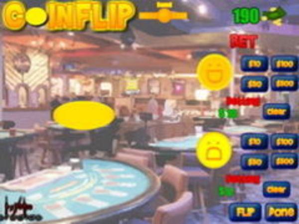Bild zu Casino-Spiel Coin Flip