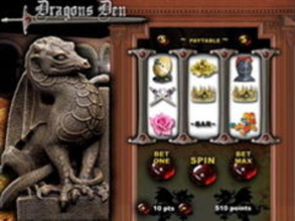 Bild zu Casino-Spiel Dragons Den