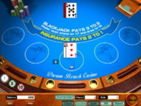 Bild zu Casino-Spiel Dream Beach Black Jack