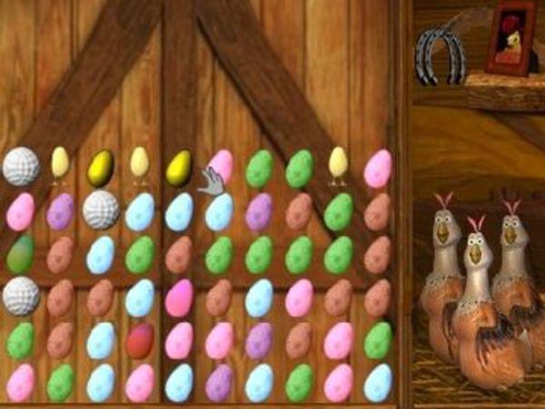 Bild zu Denken-Spiel Eggcellent Adventure