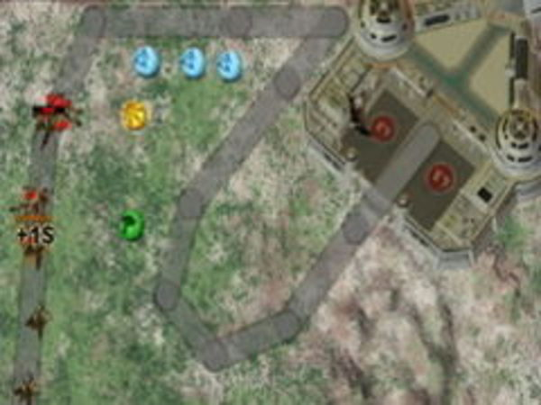Bild zu Action-Spiel Elite Force Tower Defence
