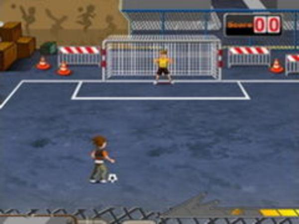 Bild zu Geschick-Spiel Goal Street