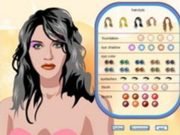 Bild zu Kinder-Spiel Ivana Dressup