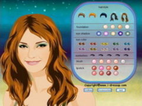 Bild zu Mädchen-Spiel Ivy Dressup