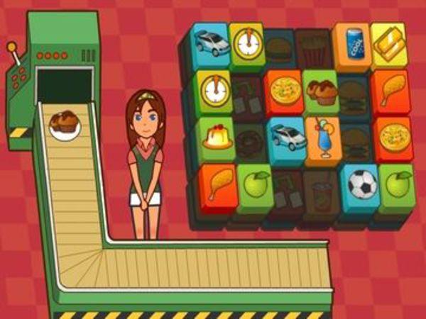 Bild zu Karten & Brett-Spiel Mahjong Burger