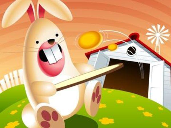 Bild zu Geschick-Spiel Mister Easter