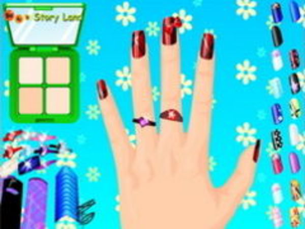 Bild zu Kinder-Spiel Nail Dream