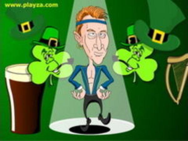 Bild zu Geschick-Spiel Paddy Dance