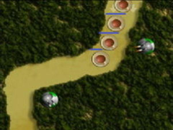 Bild zu Action-Spiel Random Defence