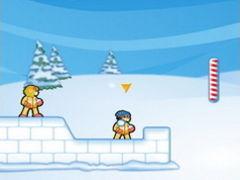 Snowfort Blitz spielen