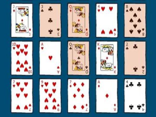 Bild zu Karten & Brett-Spiel Switch Poker