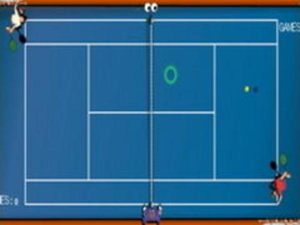 Bild zu Top-Spiel Tennis 2000
