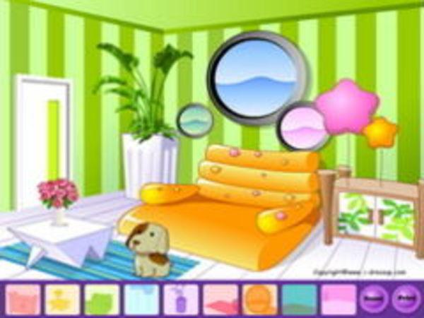 Bild zu Mädchen-Spiel Your Room