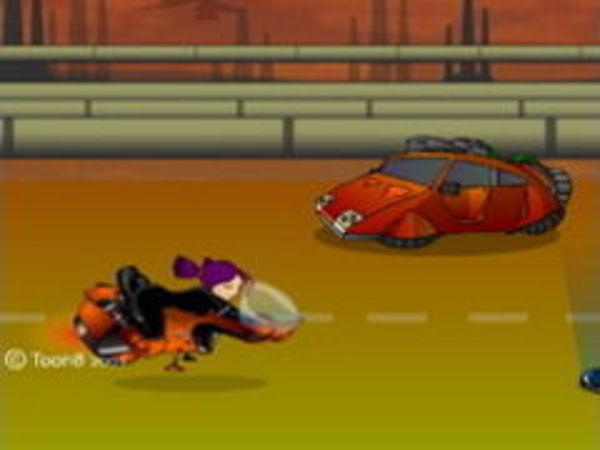 Bild zu Top-Spiel Bike Racer