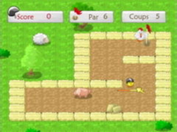 Bild zu Sport-Spiel Birdiz