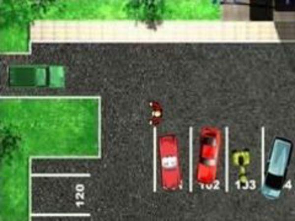 Bild zu Geschick-Spiel Carpark Manager