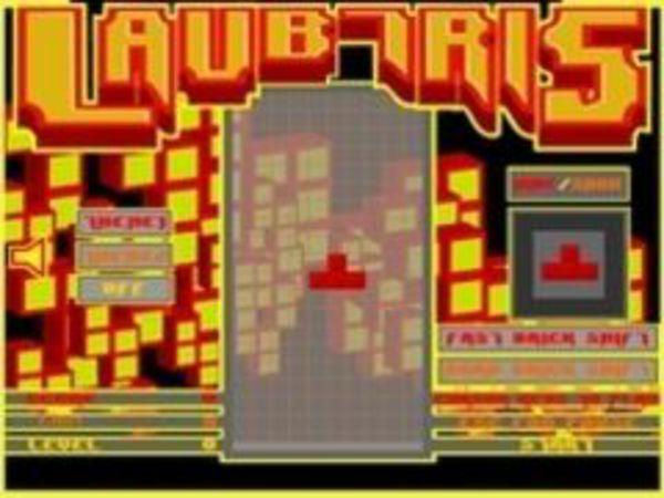 Bild zu Geschick-Spiel Laubtris