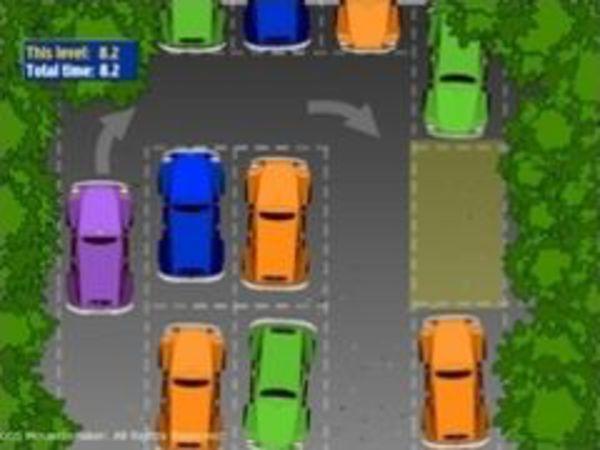 Bild zu Geschick-Spiel Parking Perfection