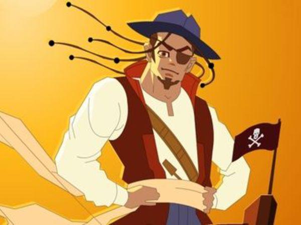 Bild zu Geschick-Spiel Pirate Frenzy