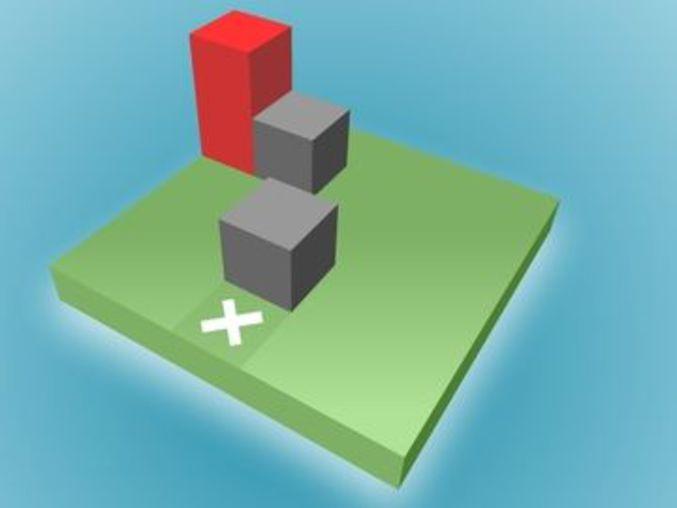 Rolling Maze Block